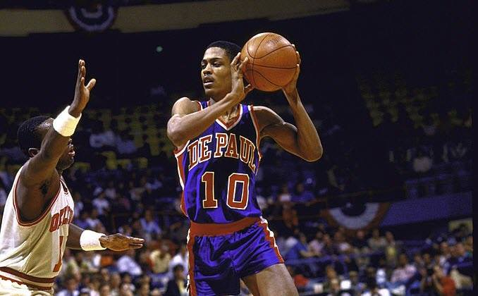 Happy Birthday Rod Strickland 52 Today  Rodney Strickland was born July 11, 1966 in The Bronx, New York.