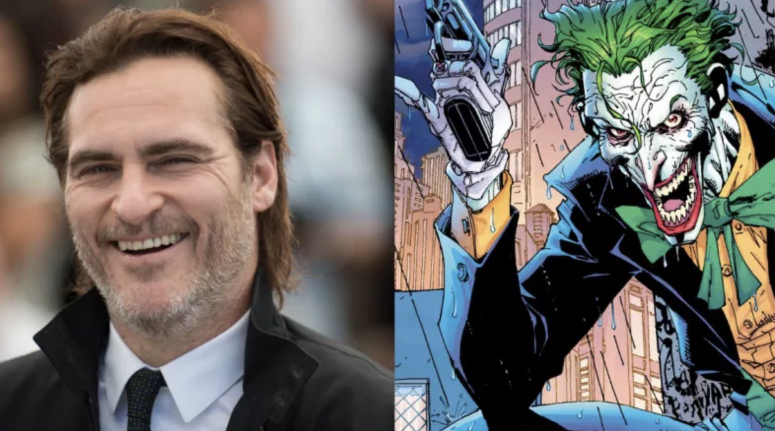 Joaquin Phoenix is officially playing the Joker in a standalone origin movie https://t.co/YOIFTzZOJM https://t.co/Pzi3A0SiWy