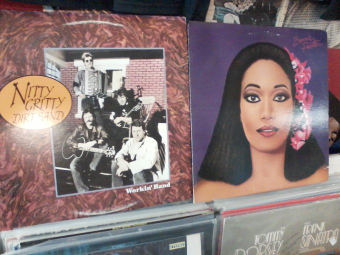 Happy Birthday to Jeff Hanna of Nitty Gritty Dirt Band & Bonnie Pointer (Pointer Sisters)