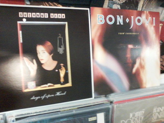 Happy Birthday to Suzanne Vega & Ritchie Sambora of Bon Jovi