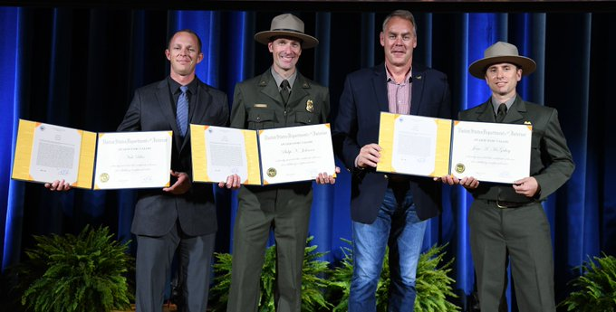 @ricksammon: RT @YosemiteNPS: Yosemite National Park Employees Receive Department of the Interior Valor Award  https://t.co/AhedZUdbGJ https://t.co/PIfm?