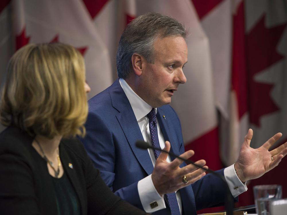 Bank of Canada brushes aside trade concerns, raises interest rate to 1.5%