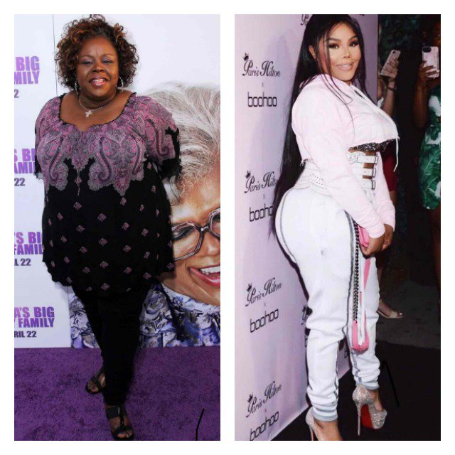 Happy Birthday to Lil Kim and Cassi Davis!! Have a blessed day! ( Pic Via