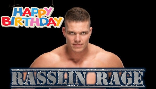 Happy 38th Birthday to Tyson Kidd!