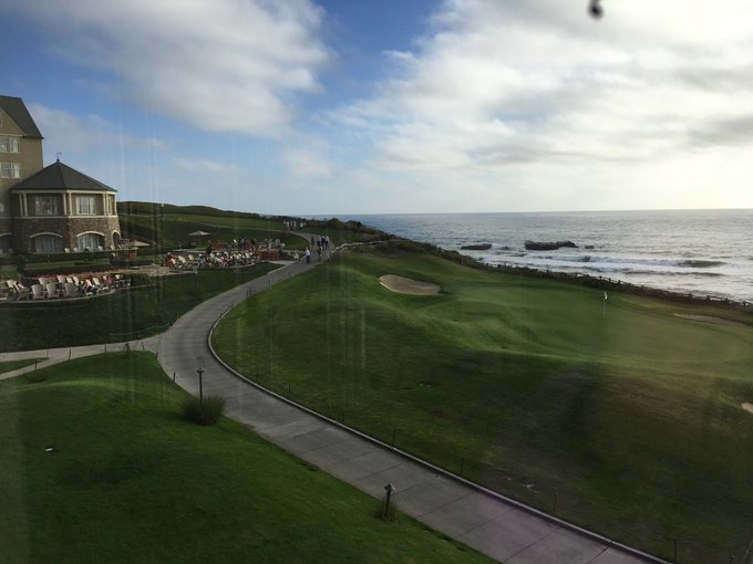 @TimWJackson: I'm at The @RitzCarlton, Half Moon Bay in Half Moon Bay, CA https://t.co/OR1CeC6XQe https://t.co/vs7jHVQSVg