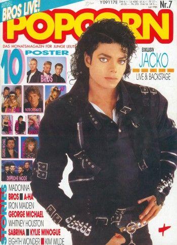 Pop king michael jackson