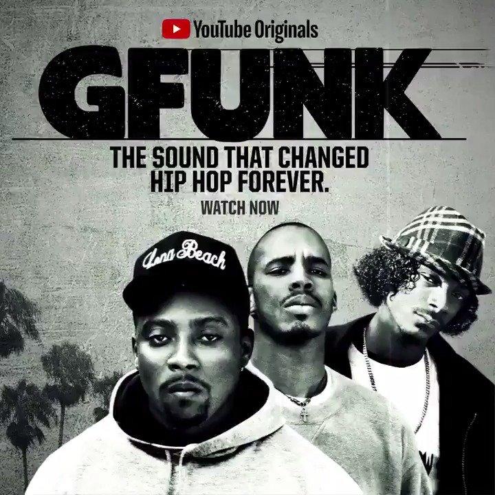Out now, make sure you watch the new #GFunkDoc on @YouTube https://t.co/KknPsVZuUM https://t.co/uz7vvN3iYj