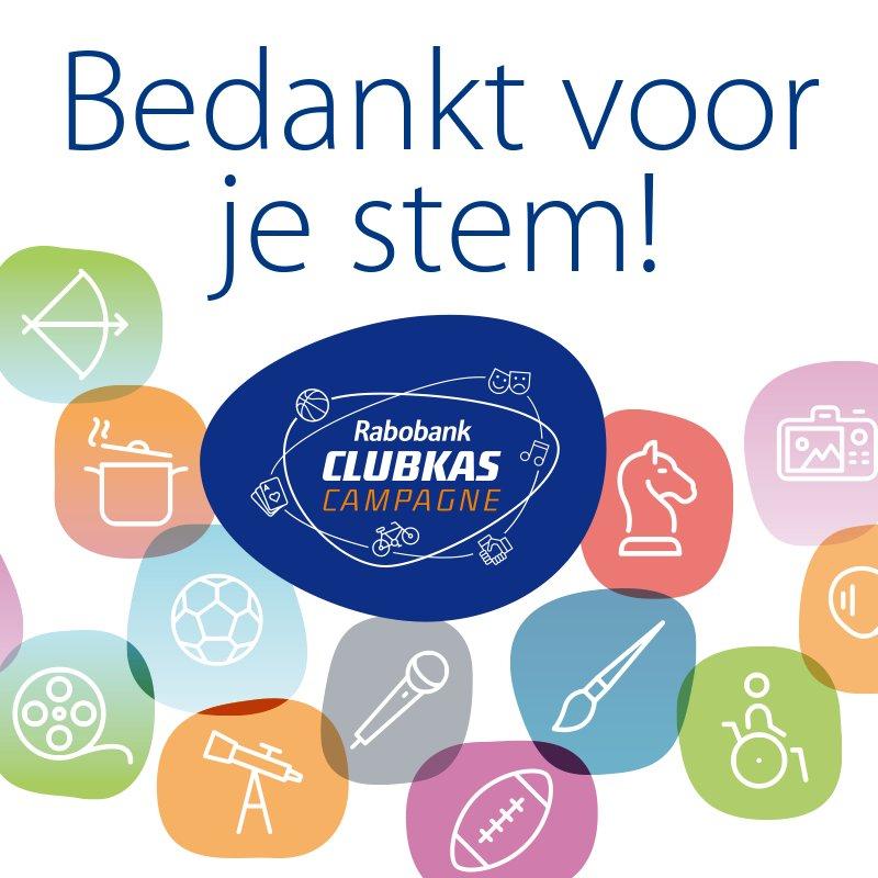 test Twitter Media - Twee weken lang konden leden van Rabobank Drachten Friesland Oost stemmen op hun favoriete clubs in de regio. En dat is gedaan! Wij hebben 104 stemmen mogen ontvangen en daar zijn we ontzettend blij mee. Hartstikke bedankt! https://t.co/C6Hw3o3K2j