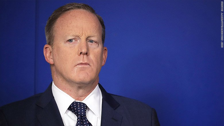 Tickets for Sean Spicer's book launch party go for as much as $1,000