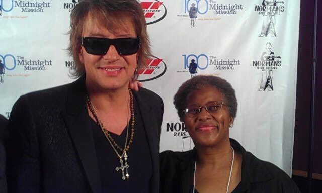Happy Birthday to the amazing Richie Sambora today July 11.