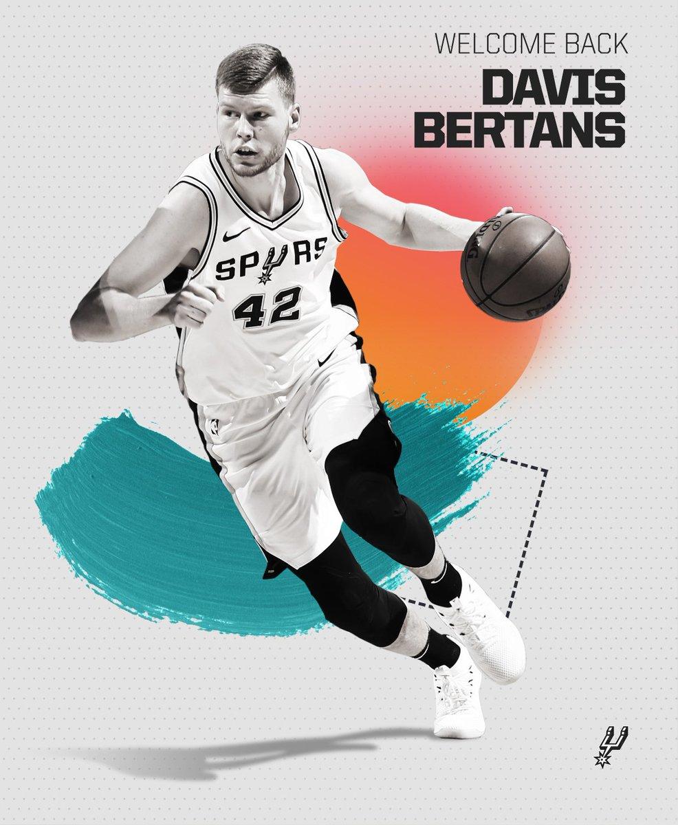 Davis Bertans