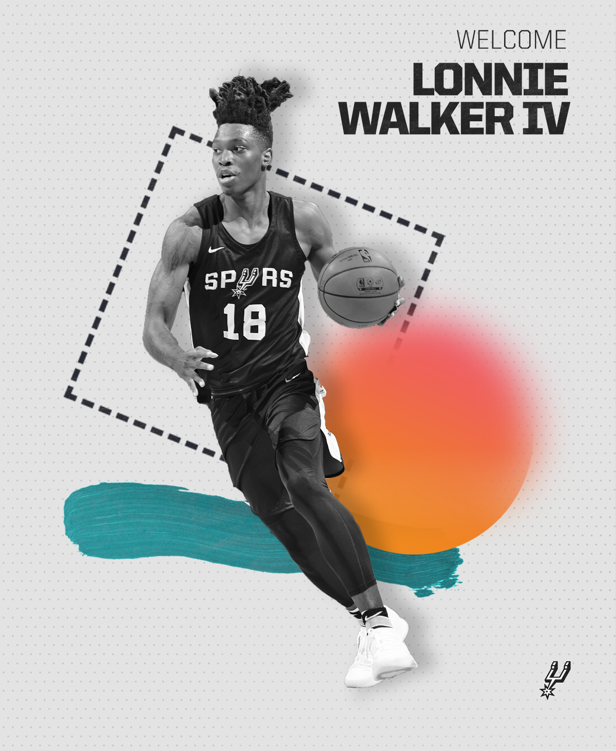 Lonnie Walker IV has signed his rookie contract with the Spurs!  More: https://t.co/GvRjXakp6b https://t.co/w9kPnJm6KH
