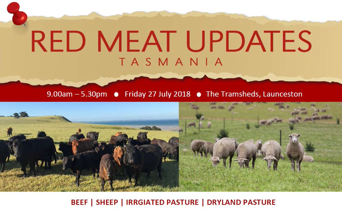 WOW! Red Meat Updates 2018 has sold out! If...