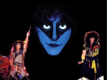 Happy Birthday Eric Carr (July 12, 1950 November 24, 1991)... Rest In Peace Little Caesar