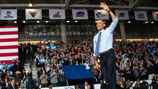 Poll: Americans rank Obama as the best president in their lifetime https://t.co/6M6wvQcKJ3 https://t.co/112BENxLOp