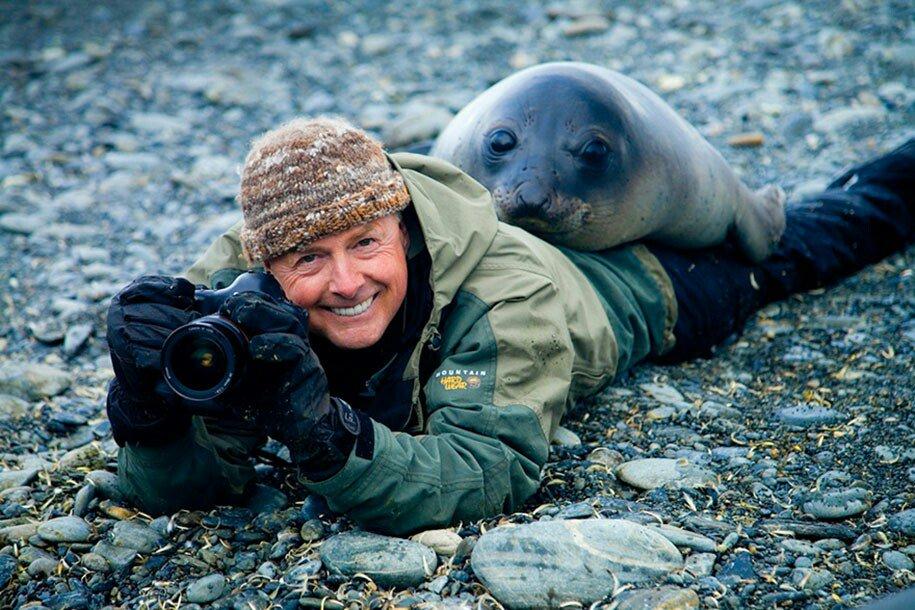 「動物との距離が想定外」な心温まる写真たち、たまらんく可愛いすぎるっ