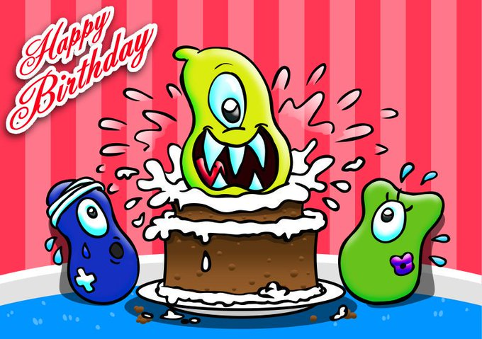 Wahoo A Soopa Doopa Happy Birthday to you Gareth