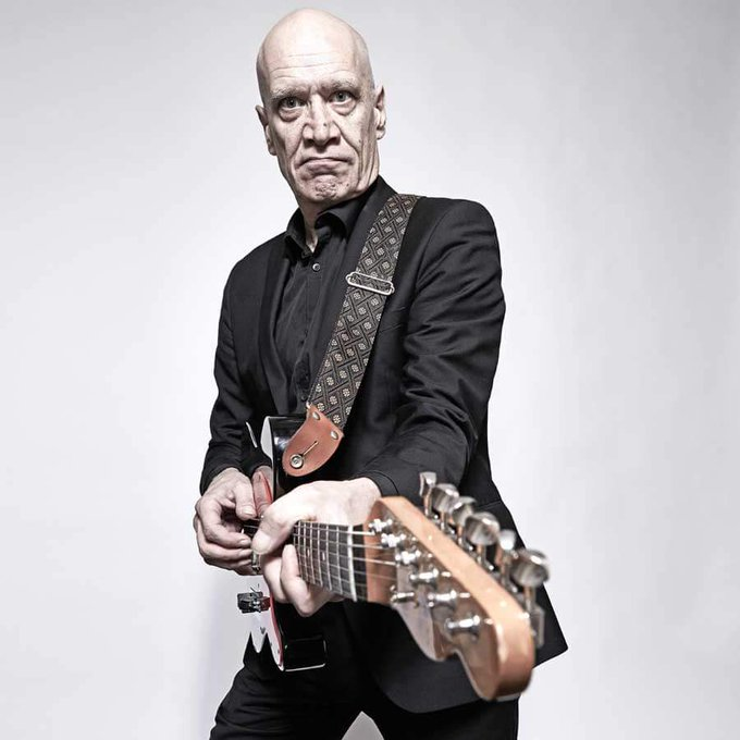 Wilko Johnson (John Peter Wilkinson / Dr. Feelgood) Birth 1947.7.12 ~ Happy Birthday