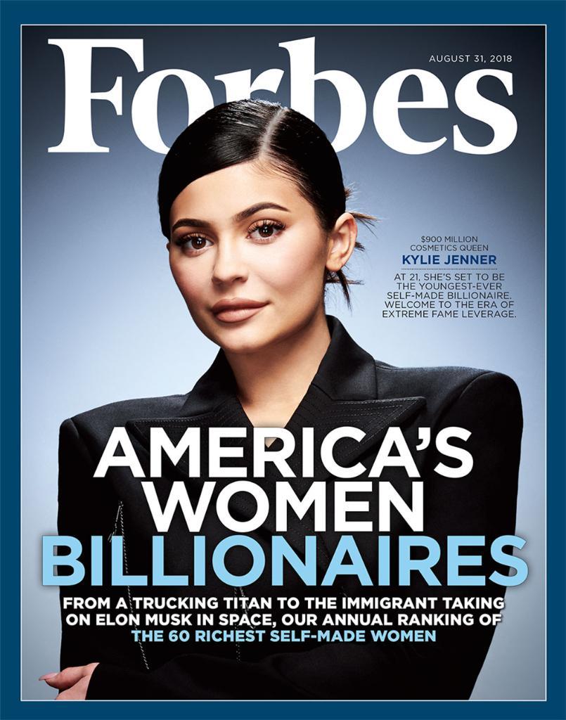 Kylie Jenner and her $900M cosmetics fortune: https://t.co/2K3x5onVos #SelfMadeWomen https://t.co/fJhBEpueXa