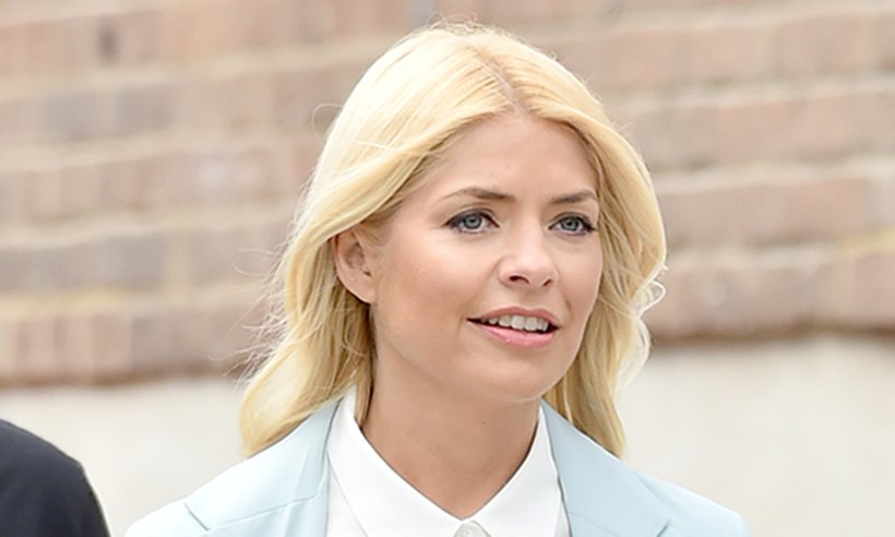 This Morning's @hollywills has channelled Duchess Meghan in a stunning outfit by J.Crew...