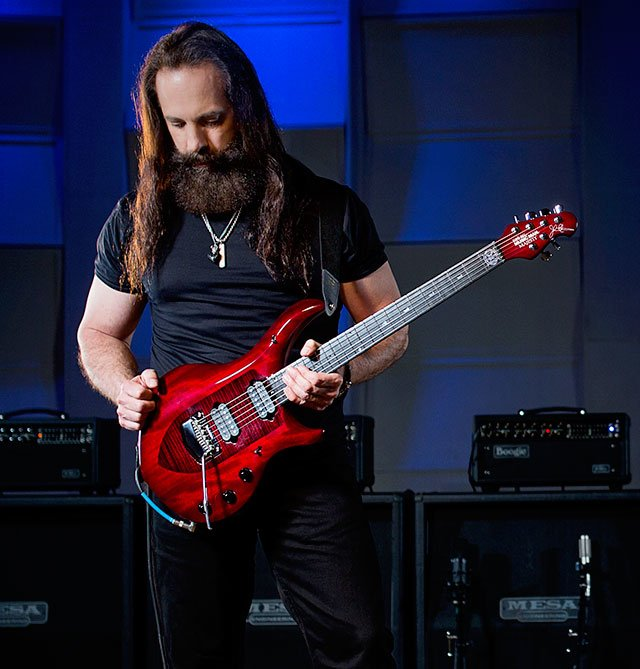 Happy Birthday \John Petrucci\  Band: Dream Theater Age: 51