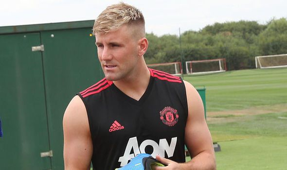 Happy birthday to Luke Shaw!