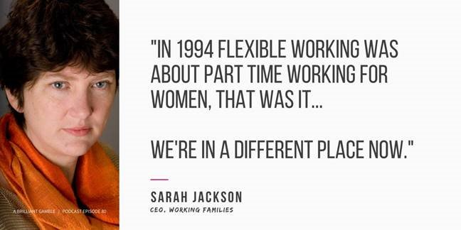 test Twitter Media - RT @workingfamUK: Listen to CEO Sarah Jackson's recent podcast from @brilliantgamble. https://t.co/b4fKxm9P8I https://t.co/zsh5YZjKpo