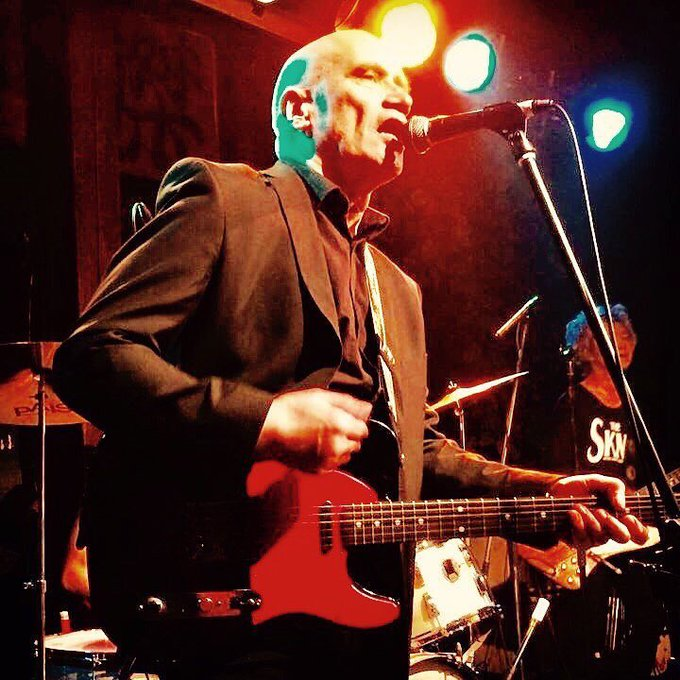1     HAPPY BIRTHDAY  Mr. Wilko Johnson