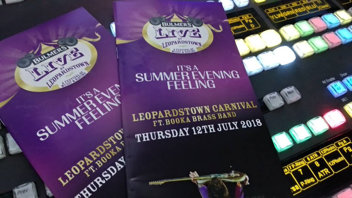 test Twitter Media - We are at the @LeopardstownRC Carnival Ft the @BookaBrassBand  First race 5.40 Featuring the Group 3 Stanerra Stakes and The €100,000 Nasrullah Premier Handicap #ComeRacing https://t.co/uGf1ptwZw7