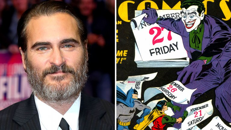 Joaquin Phoenix speaks out about his Joker movie