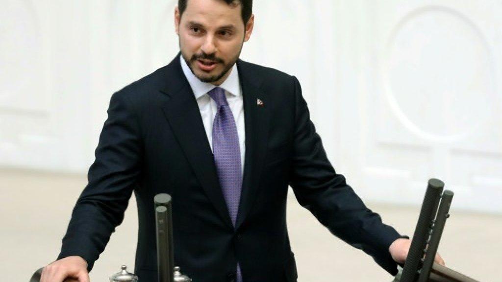 Turkey's new finance supremo seeks to reassure rattled markets