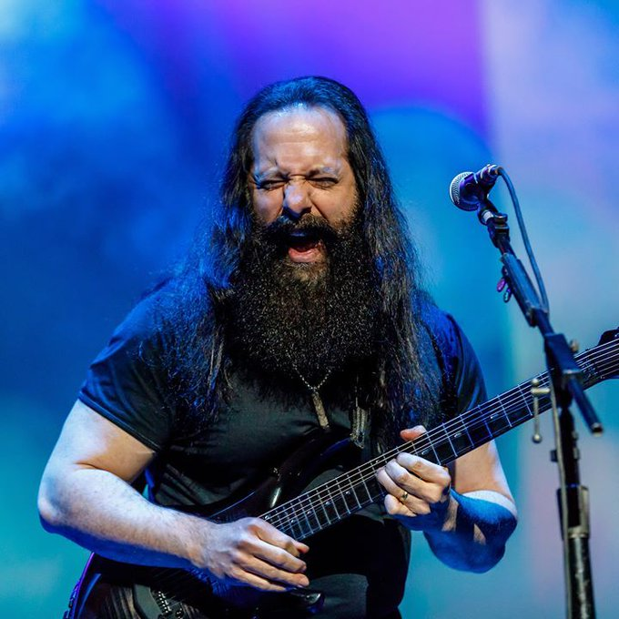 Happy Birthday, John Petrucci (51)!