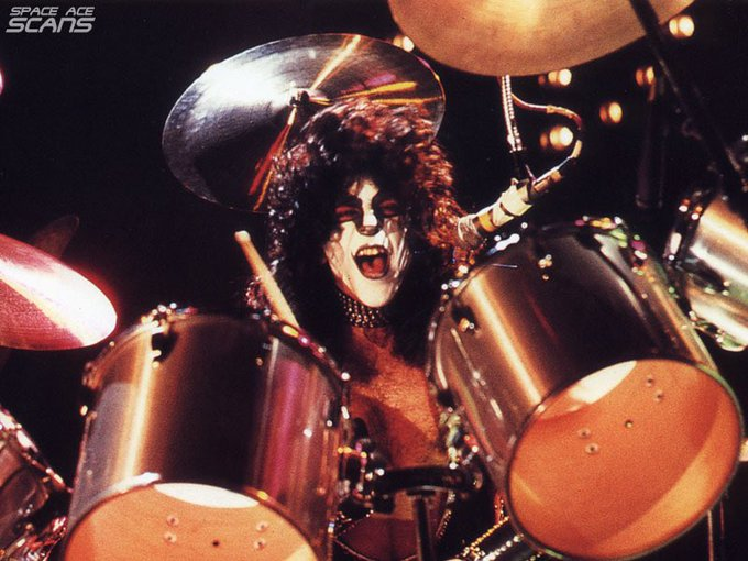 Happy Birthday Eric Carr I love you