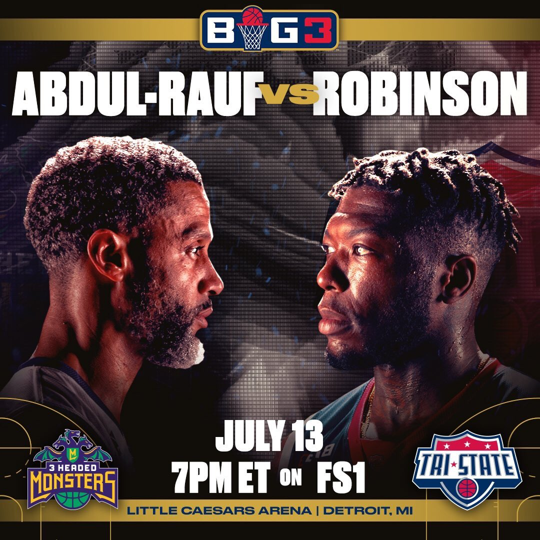 Been waiting months to see this match up. @thebig3 LIVE on @facebooklive and @FS1  https://t.co/vckW6Su2C3 https://t.co/Uqiq0rJ2Gk
