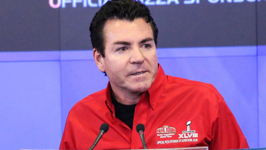 Papa John's founder resigns as board chairman after using N-word