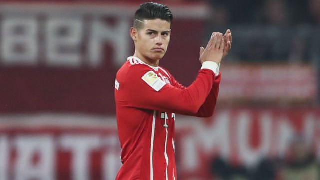 Happy birthday James Rodriguez
