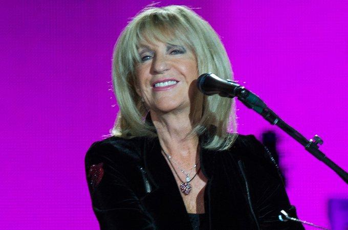 Happy 75th birthday Fleetwood Mac legend Christine McVie!