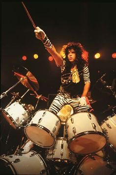 Happy Birthday to Regal Tip great and Rock legend Eric Carr of