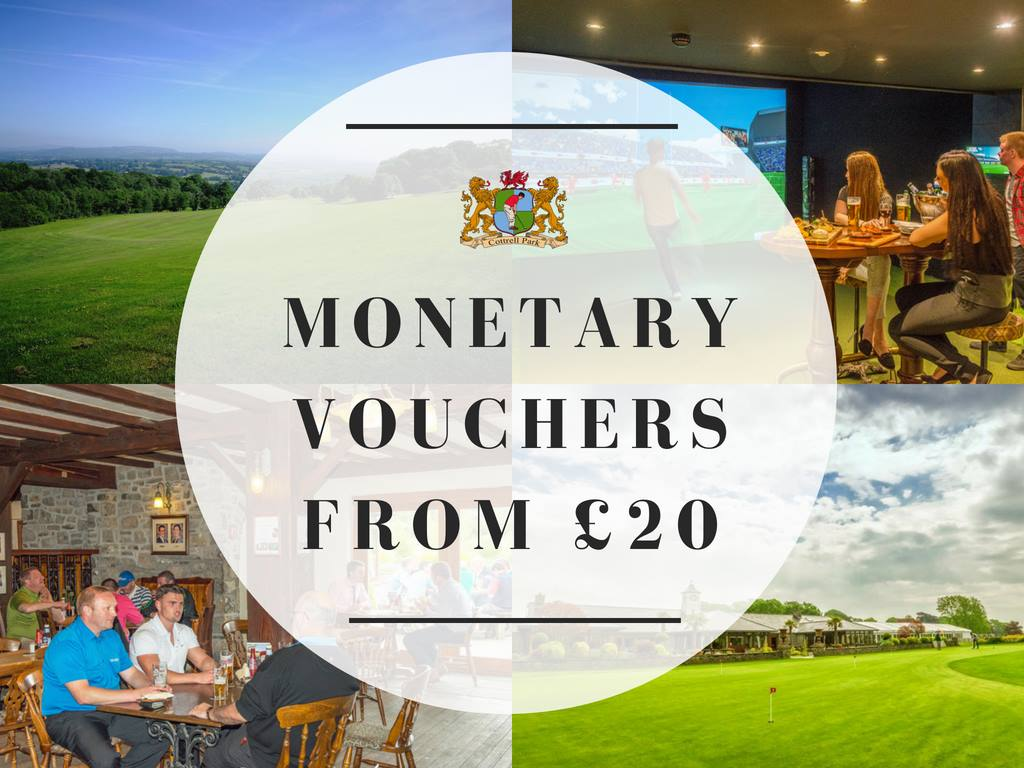 test Twitter Media - Purchase a Gift voucher for Cottrell Park, with monetary values starting at just £20!  These can be redeemed against anything of your choice from a round of golf to food in the bar.🏌️‍♂️🍽️ To purchase a voucher, please visit the link below. …https://t.co/at4sfwu1Kf … https://t.co/nXI5A14Vpt