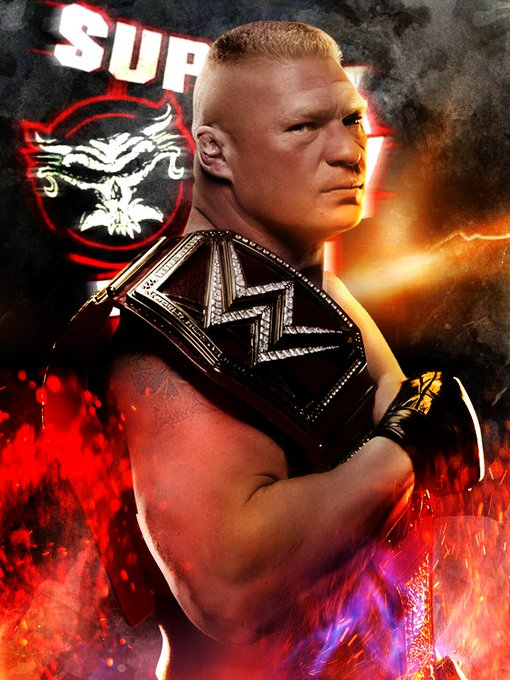 Happy Birthday to Universal Champion Brock Lesnar