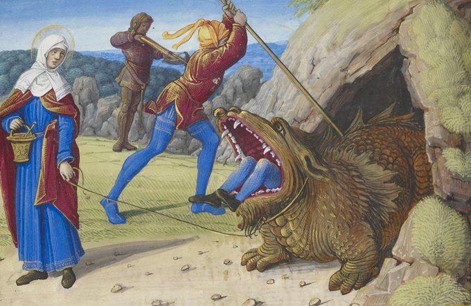 @artsy: The symbols of prejudice hidden in Medieval art: https://t.co/KdUCTyBmvV https://t.co/GTaQuD5I77