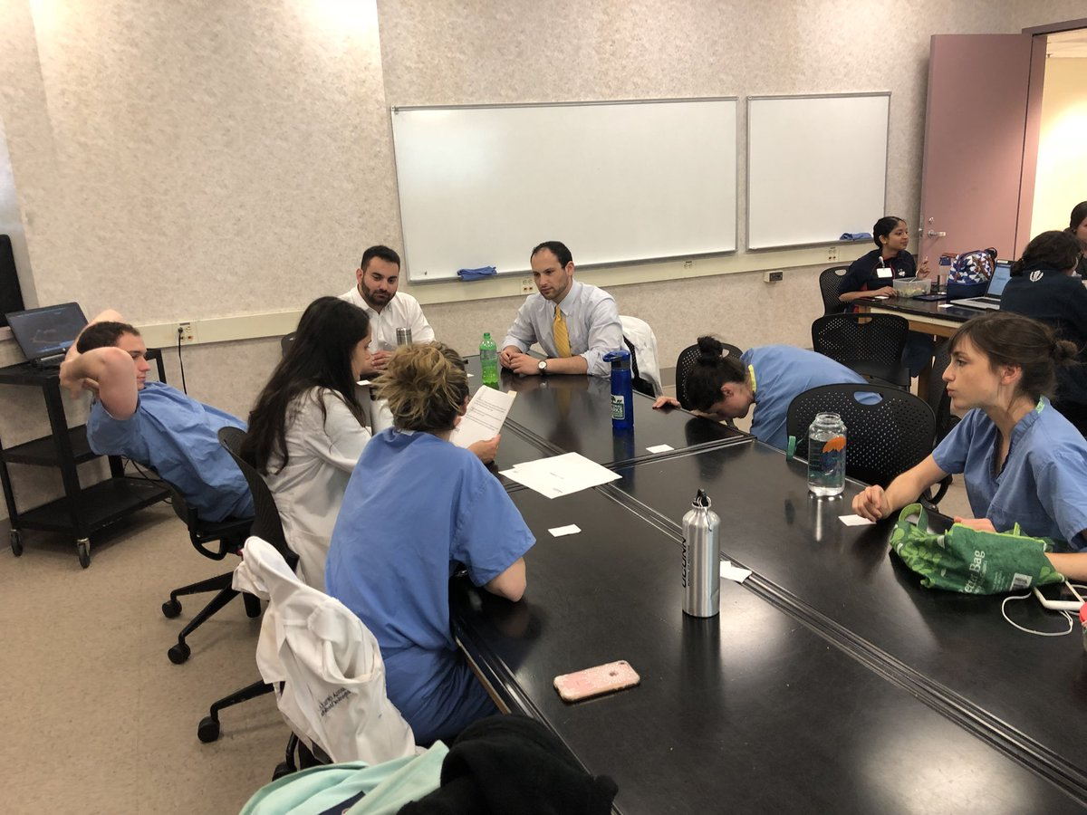 test Twitter Media - A return to #BasicScience as our @UConnHealth #OBClerks review #Preeclampsia #GestationalDiabetes and #AbnormalPlacentation in our new #TeamBasedLearning @apgonews #Meded https://t.co/GrO1AyGScv