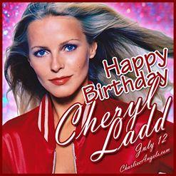 HAPPY BIRTHDAY, CHERYL LADD!!!! :D