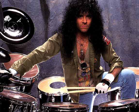 Happy birthday, Eric Carr.