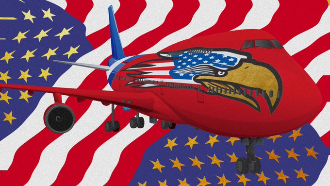 @FastCoDesign: .@realDonaldTrump wants to redesign Air Force One to look ?more American? https://t.co/efhc2OAJ3z https://t.co/nuaxiNAO3y