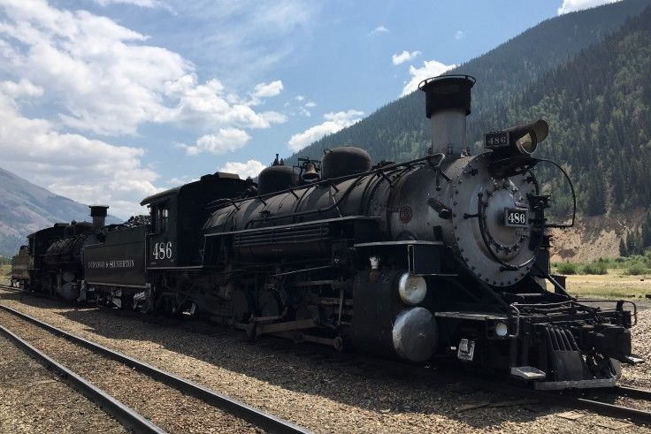 @TimWJackson: RT @NewsCPR: This iconic train is back in business today. #416fire #Durango  https://t.co/cVGrLZ4YAE https://t.co/glsifofK66