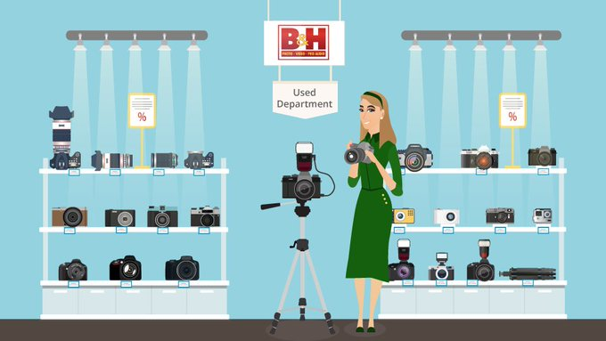 @BHPhotoVideo: 10 Best Buys in Used Film & Digital Cameras https://t.co/rZGAG5ArCf https://t.co/Ce9RGXf27q