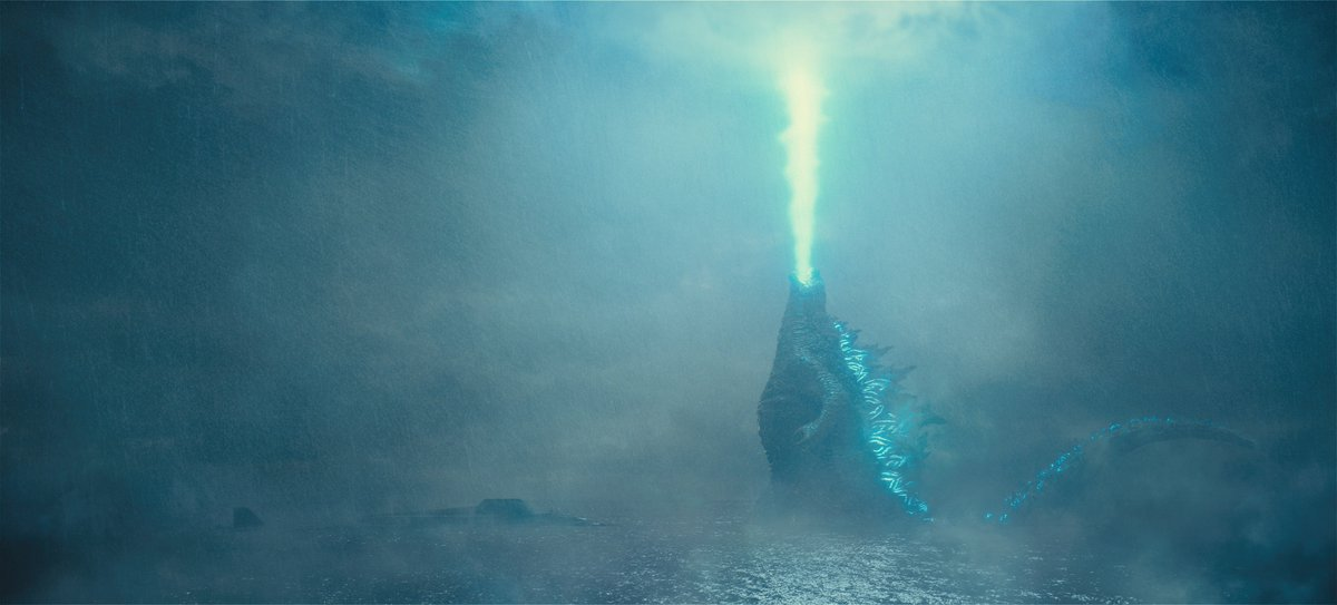 RT @Mike_Dougherty: He is risen. https://t.co/yFsrtqmsP2 @GodzillaMovie https://t.co/2uSJva0nsB