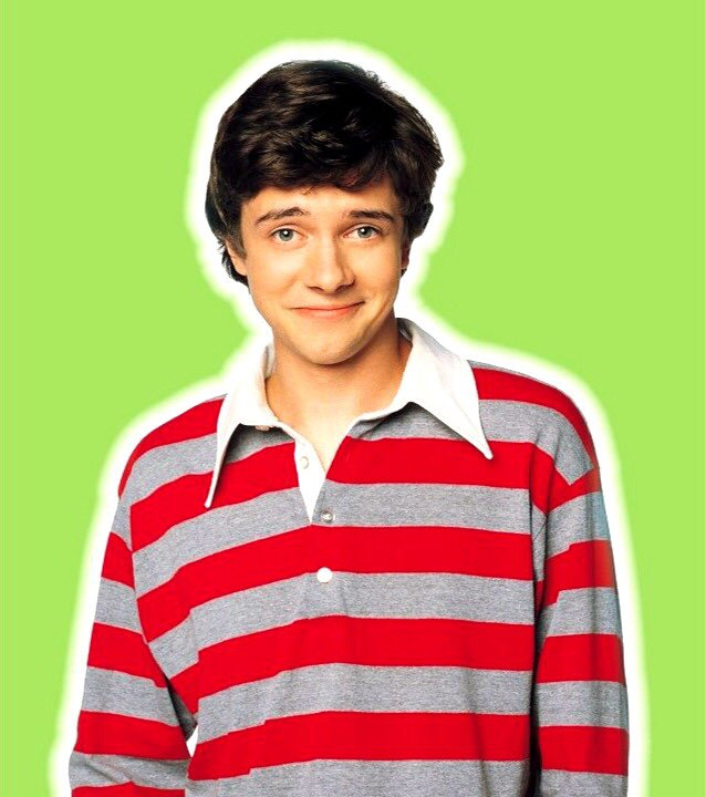 Happy birthday to Topher Grace