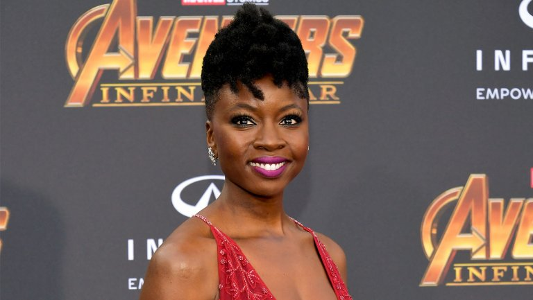 Danai Gurira in talks for 'Godzilla vs. Kong'